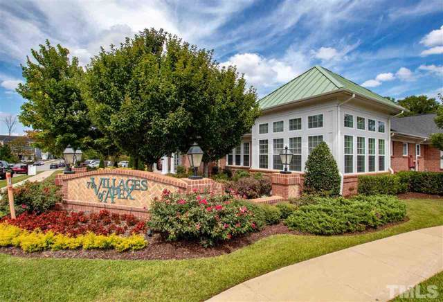 615 Metro Station #31, Apex, NC 27502 (#2279275) :: Raleigh Cary Realty