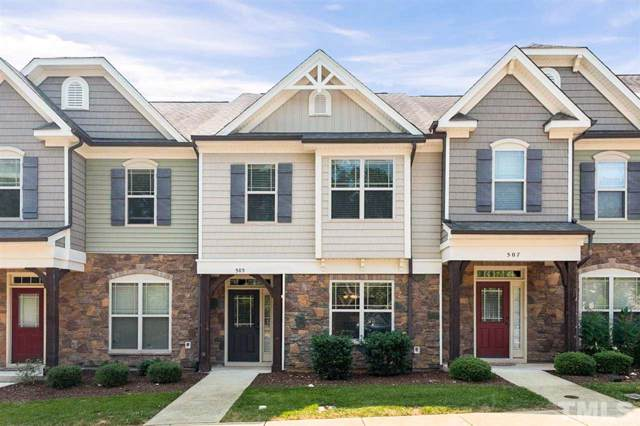 505 Matheson Place, Cary, NC 27511 (#2279292) :: The Amy Pomerantz Group