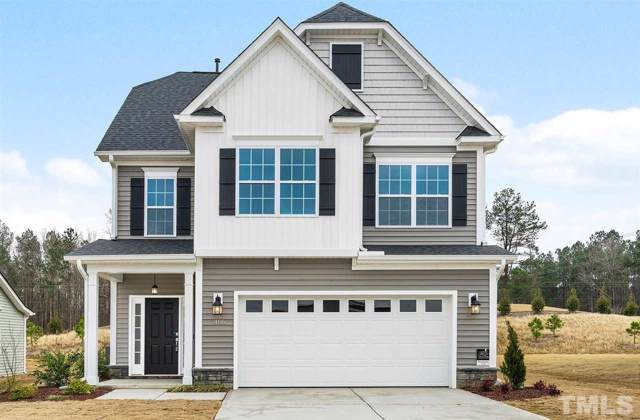 801 Lakemont Drive, Clayton, NC 27520 (#2279295) :: Marti Hampton Team - Re/Max One Realty