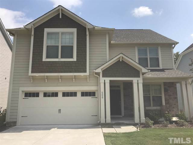508 Nightingale Court, Wake Forest, NC 27587 (#2279305) :: The Perry Group