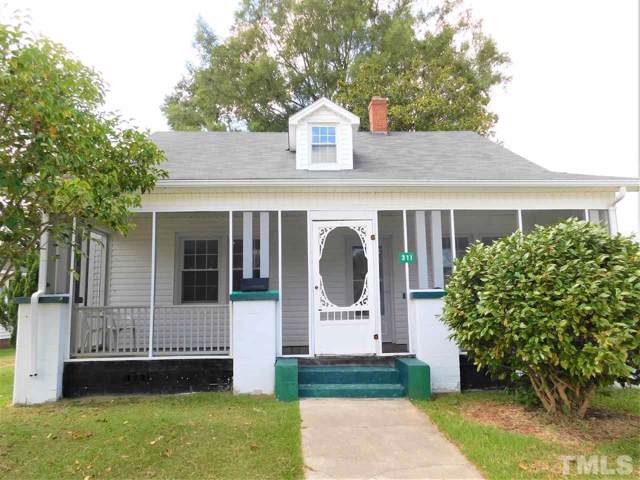 311 N Raiford Street, Selma, NC 27576 (#2279306) :: The Perry Group