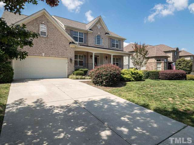 3516 Trawden Drive, Wake Forest, NC 27587 (#2279307) :: The Jim Allen Group