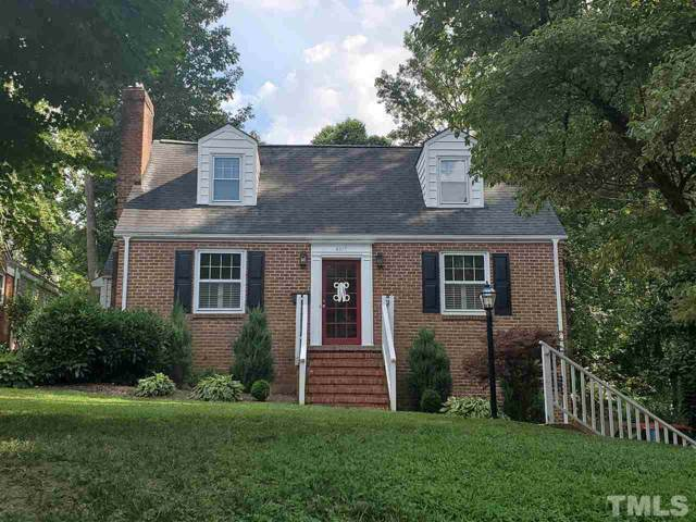 3017 Mayview Road, Raleigh, NC 27607 (#2279311) :: Raleigh Cary Realty
