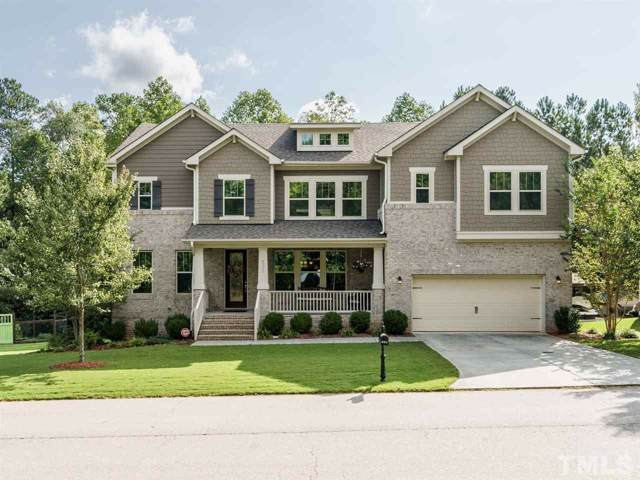 8313 Henderson Road, Apex, NC 27539 (#2279316) :: Morgan Womble Group
