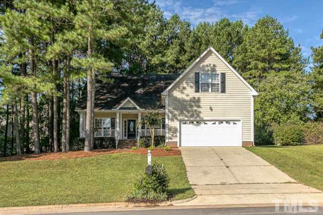 1351 Catrush Way, Wake Forest, NC 27587 (#2279329) :: The Jim Allen Group