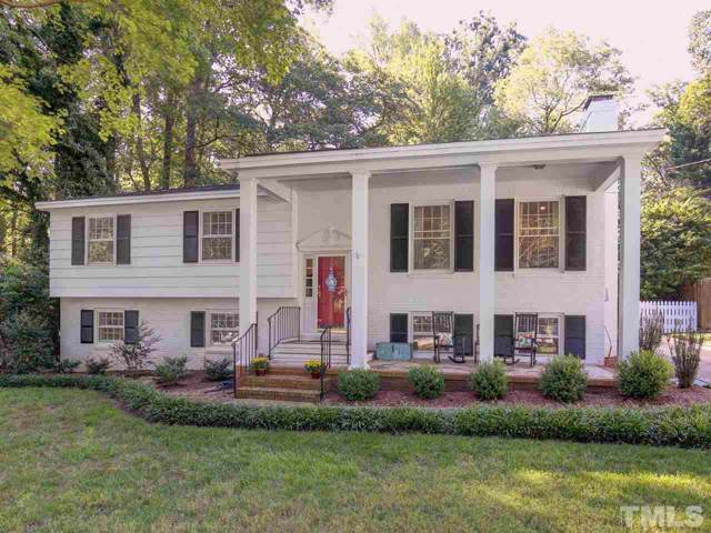 313 Glen Valley Drive, Raleigh, NC 27609 (#2279338) :: The Jim Allen Group