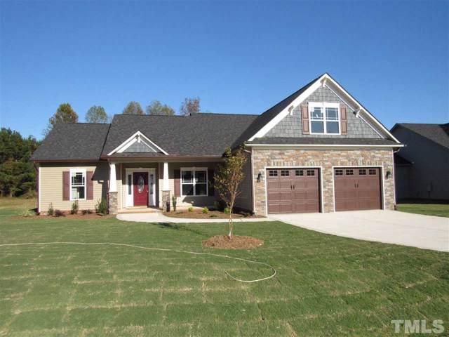 20 Blonde Bear Lane, Selma, NC 27576 (#2279342) :: Real Estate By Design
