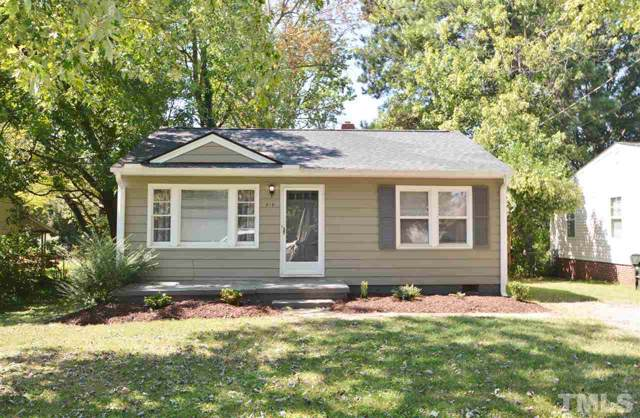 909 Turrentine Street, Burlington, NC 27215 (#2279409) :: Real Estate By Design