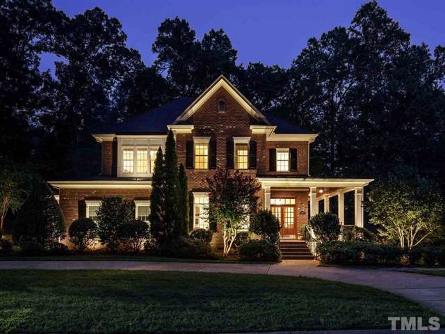 4825 Edgecliff Court, Holly Springs, NC 27540 (#2279425) :: Rachel Kendall Team