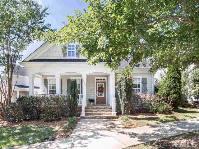 236 Thorndale Drive, Holly Springs, NC 27540 (#2279431) :: The David Williams Group