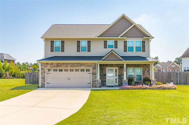140 Valleywood Circle, Smithfield, NC 27577 (#2279433) :: The Perry Group