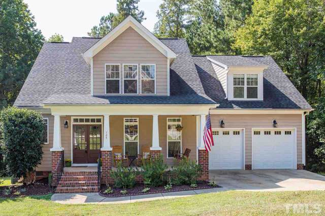 124 Desert Orchid Road, Holly Springs, NC 27540 (#2279442) :: The David Williams Group