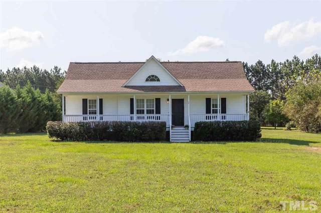 64 Little River Drive, Zebulon, NC 27597 (#2279487) :: The Jim Allen Group