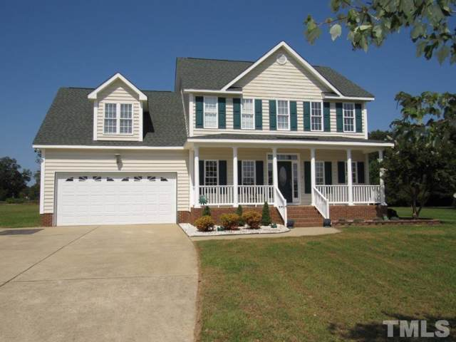 109 Norwood Drive, Clayton, NC 27527 (#2279515) :: Real Estate By Design