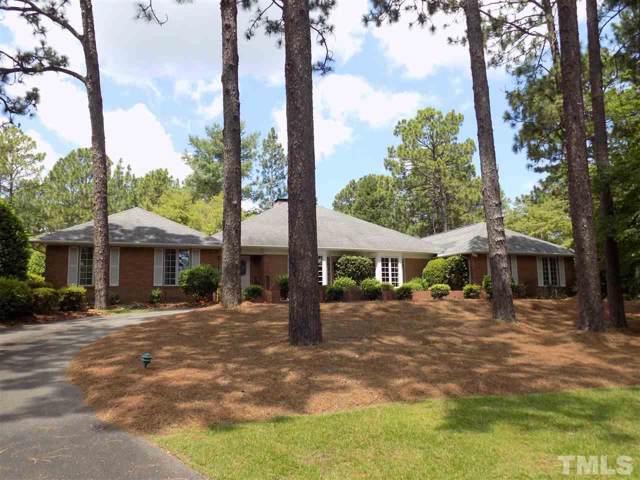 210 Quail Hollow Drive, Pinehurst, NC 28374 (#2279516) :: The Jim Allen Group