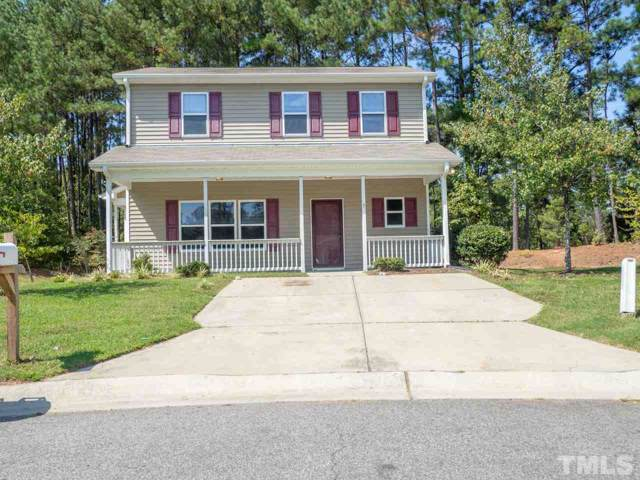 5 Founders Circle, Durham, NC 27703 (#2279517) :: Real Estate By Design