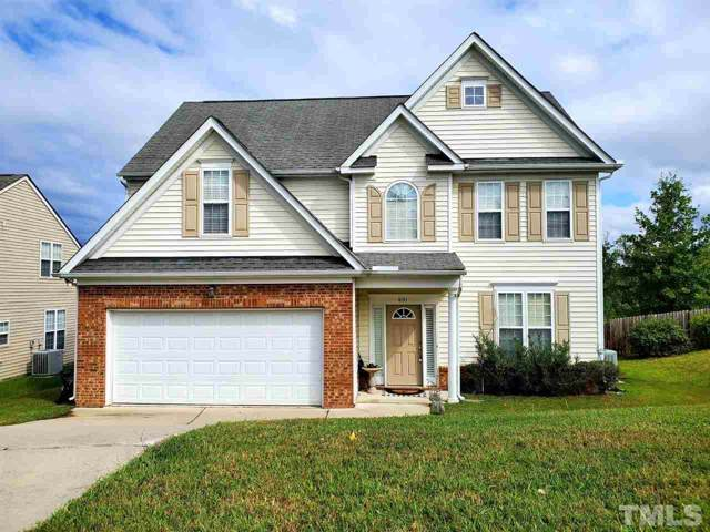 601 Bellefont Court, Knightdale, NC 27545 (#2279547) :: Raleigh Cary Realty