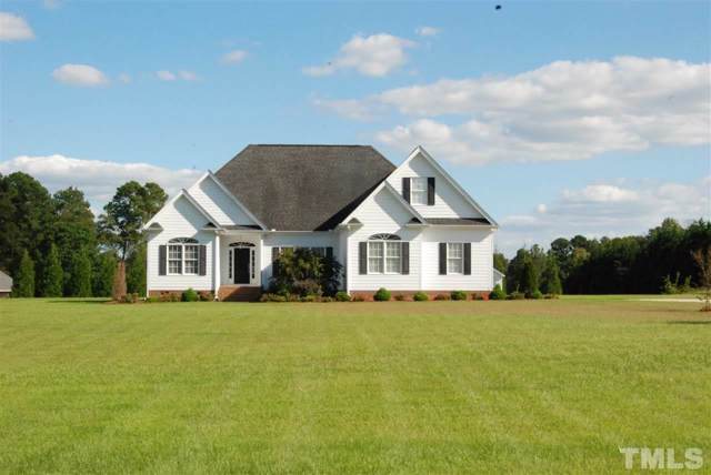 4090 Red Hill Church Road, Coats, NC 27521 (#2279551) :: The Jim Allen Group