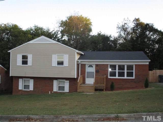 207 Eastway Lane, Graham, NC 27253 (#2279590) :: Sara Kate Homes