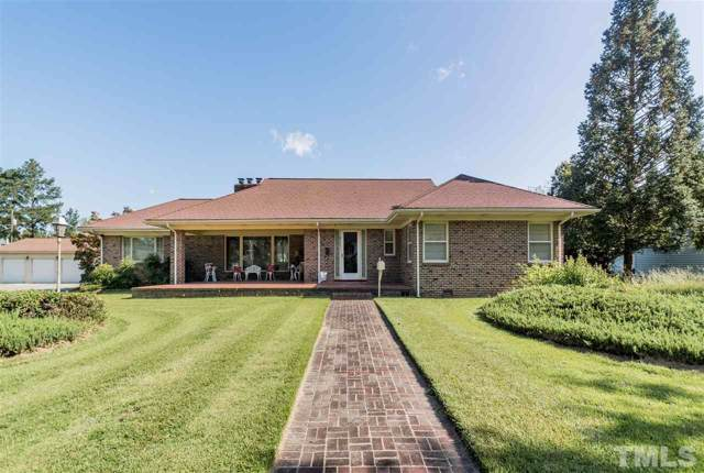 507 Hancock Street, Smithfield, NC 27577 (#2279600) :: The David Williams Group