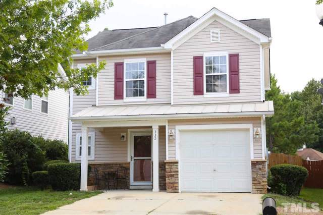 332 Palmdale Court, Holly Springs, NC 27540 (#2279606) :: Morgan Womble Group