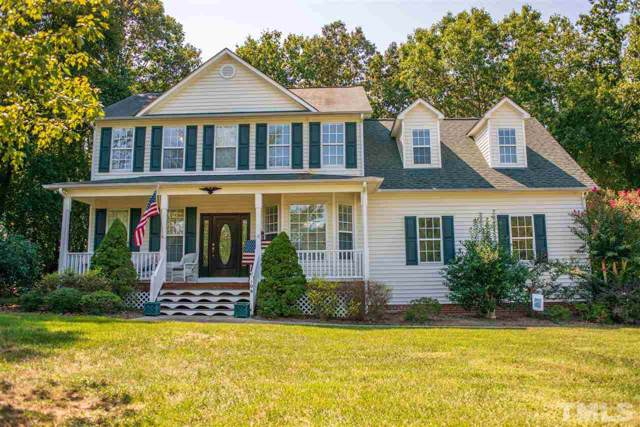 106 Natalie Drive, Raleigh, NC 27603 (#2279618) :: The David Williams Group