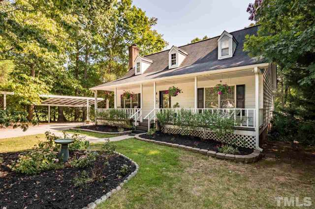 311 Trappers Sack Road, Cary, NC 27513 (#2279627) :: The David Williams Group