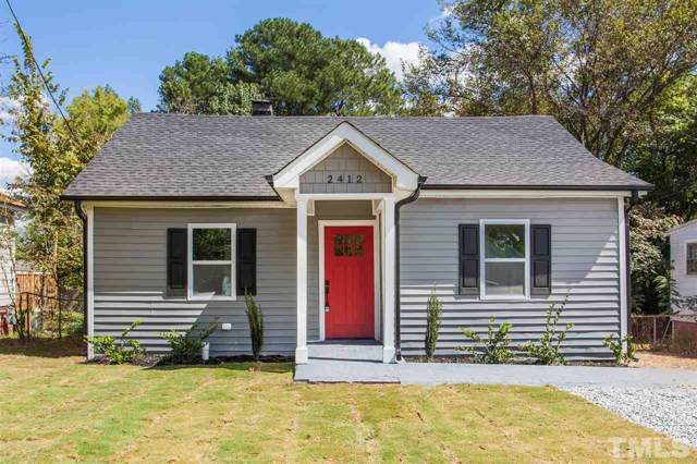 2412 Albany Street, Durham, NC 27705 (#2279640) :: Real Estate By Design