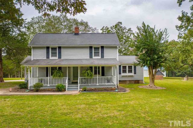 1784 Sledge Road, Louisburg, NC 27549 (#2279646) :: Real Estate By Design