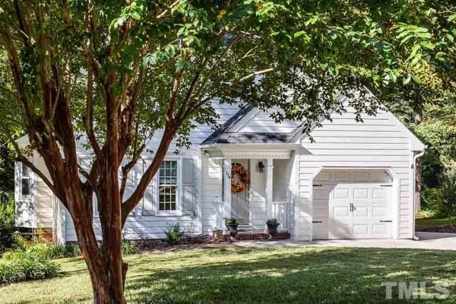 114 Vicksburg Drive, Cary, NC 27513 (#2279659) :: Real Estate By Design