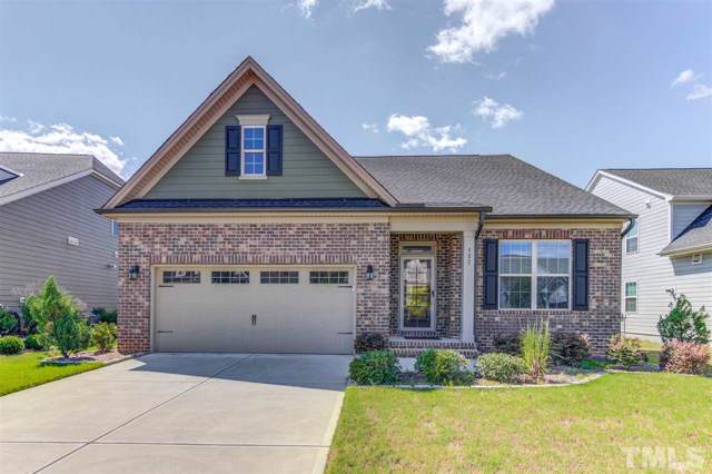 137 Morgan Ridge Road, Holly Springs, NC 27540 (#2279663) :: Rachel Kendall Team