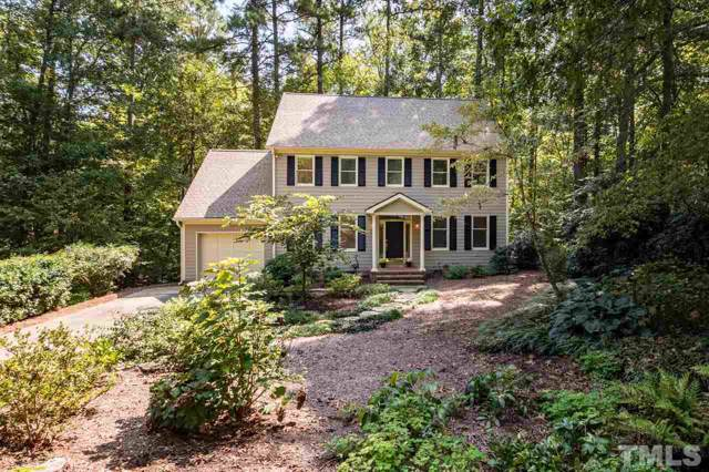 108 Bristol Drive, Chapel Hill, NC 27516 (#2279674) :: Raleigh Cary Realty