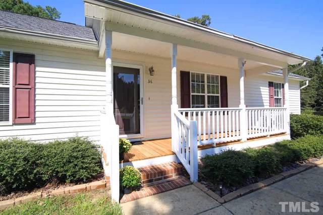 36 Norman Court, Garner, NC 27529 (#2279679) :: The Jim Allen Group