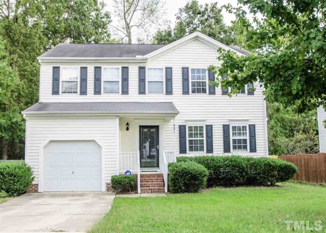 521 Laurens Way, Knightdale, NC 27545 (#2279693) :: Raleigh Cary Realty