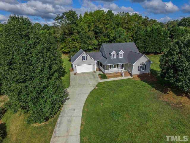 66 Fork Junction Road, Timberlake, NC 27583 (#2279698) :: The Perry Group