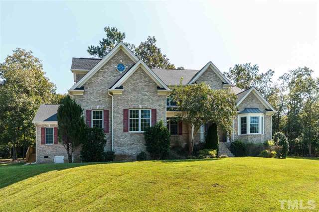 3929 Belmont Forest Way, Raleigh, NC 27606 (#2279700) :: Morgan Womble Group