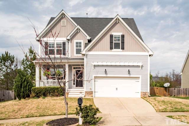 208 Acorn Falls Court, Holly Springs, NC 27540 (#2279715) :: Rachel Kendall Team