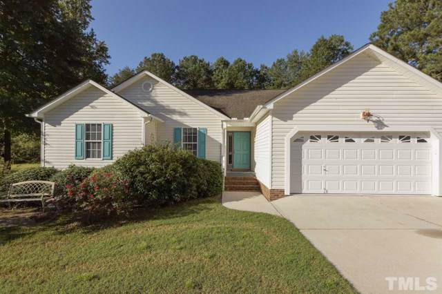 306 Tomahawk Drive, Clayton, NC 27520 (#2279735) :: The Jim Allen Group