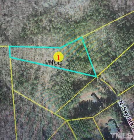 Lot 90 Skylark Lane, Henderson, NC 27537 (#2279739) :: The Results Team, LLC