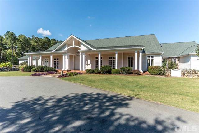 1201 Old Greensboro Road, Chapel Hill, NC 27516 (#2279743) :: Morgan Womble Group