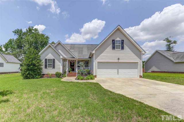 158 Buckhaven Drive, Willow Spring(s), NC 27592 (#2279759) :: The Jim Allen Group