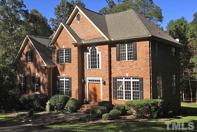 115 Fawn Ridge Road, Chapel Hill, NC 27516 (#2279765) :: The Jim Allen Group