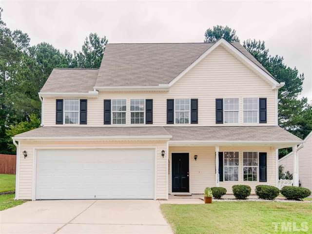 3724 Blue Blossom Drive, Raleigh, NC 27616 (#2279767) :: The Jim Allen Group