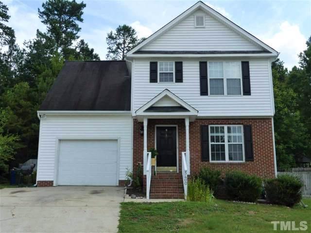 5400 Tanglewood Pine Lane, Raleigh, NC 27610 (#2279798) :: The Jim Allen Group