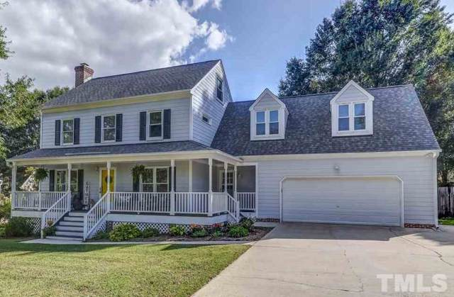 1116 Silent Brook Road, Wake Forest, NC 27587 (#2279810) :: Raleigh Cary Realty