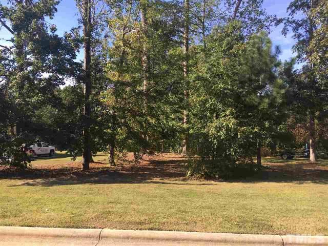 516 W Franklin Street, Zebulon, NC 27597 (#2279817) :: Dogwood Properties