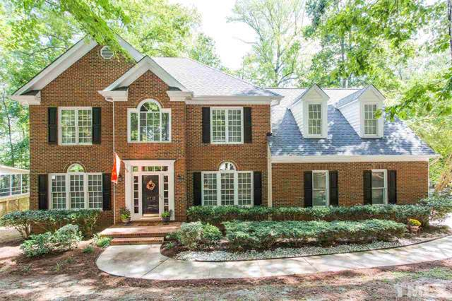 4717 Shadow Ridge Road, Holly Springs, NC 27540 (#2279827) :: Rachel Kendall Team