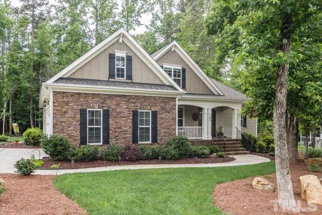 161 Manns Crossing Drive, Pittsboro, NC 27312 (#2279864) :: The Results Team, LLC