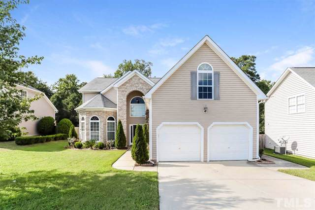 2235 Lazy River Drive, Raleigh, NC 27610 (#2279872) :: Raleigh Cary Realty