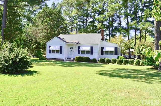 801 Wilsons Mills Road, Smithfield, NC 27577 (#2279909) :: RE/MAX Real Estate Service
